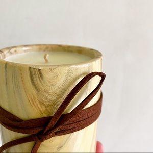 Kevia Redwall Canyon Ceramic Jar Candle